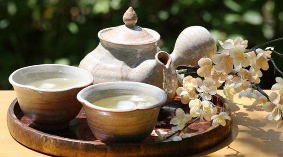 El Té y las bebidas de ritual