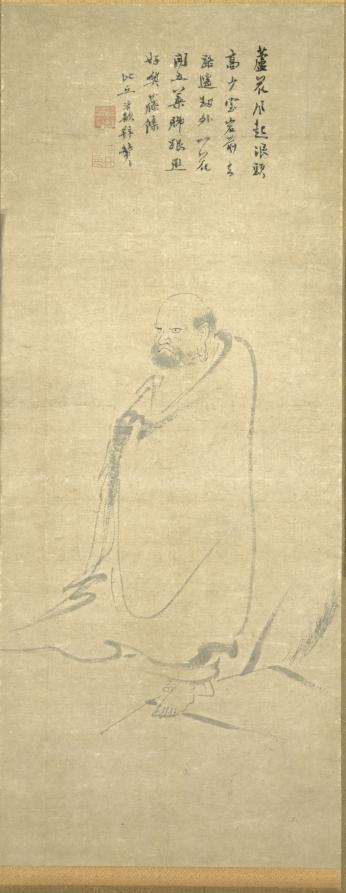 Bodhidharma padre del Budismo Zen